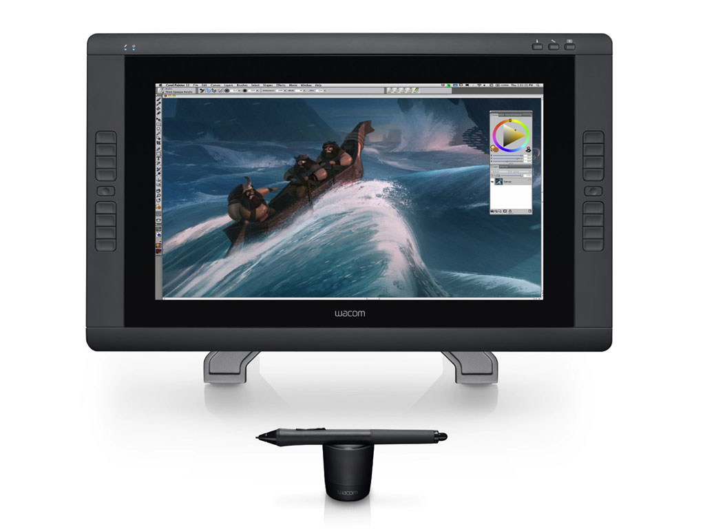 wacom cintiq 22hd review