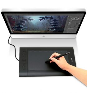 Huion H610 Pro review and buying guide