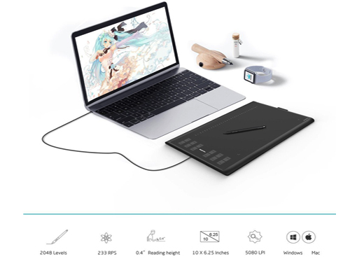 Huion Micro USB
