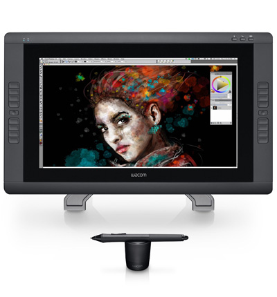 Wacom Cintiq 22hd Touch Review
