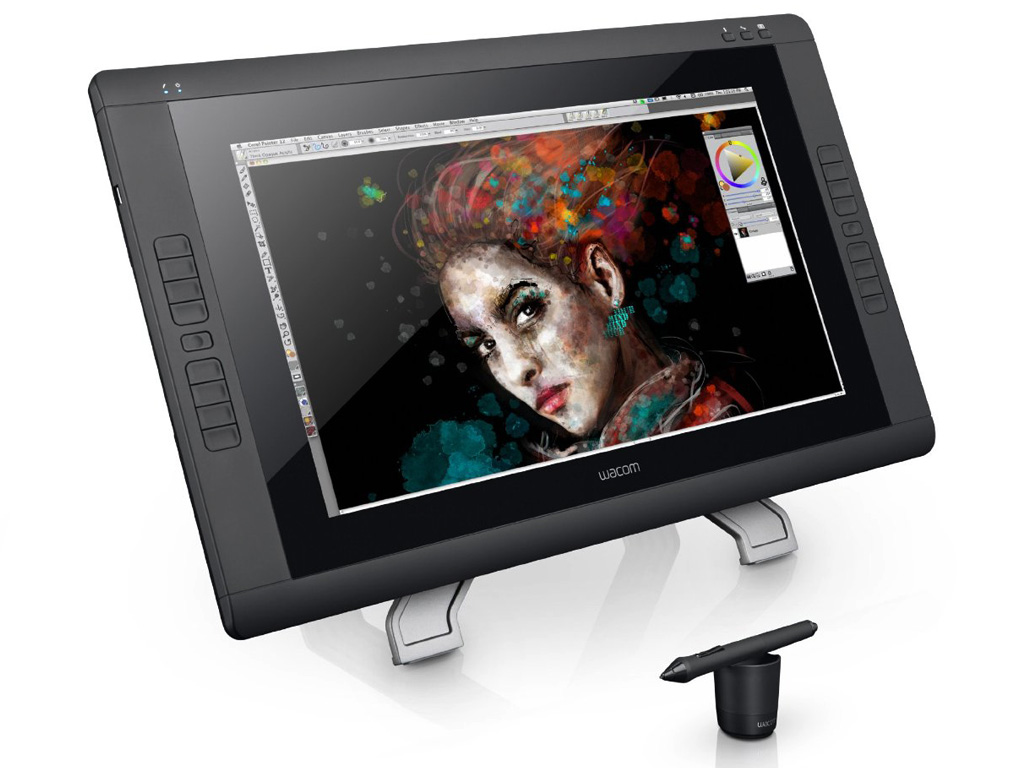 Wacom Cintiq 22hd Tous HD Display