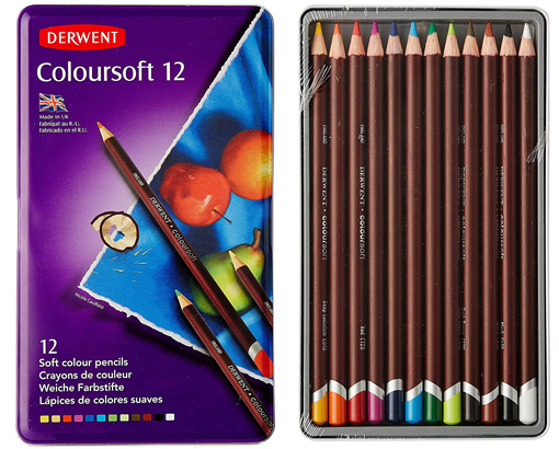 Derwent Colored Pencils review