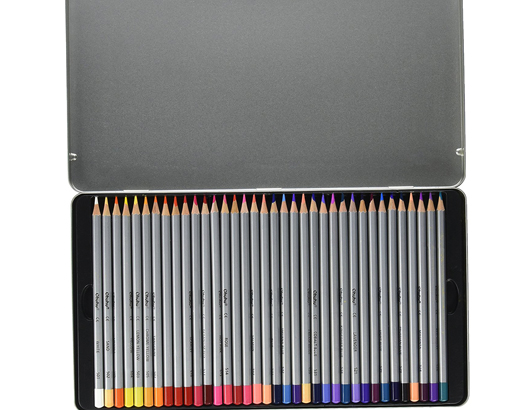 Ohuhu 72-color Colored Pencils review