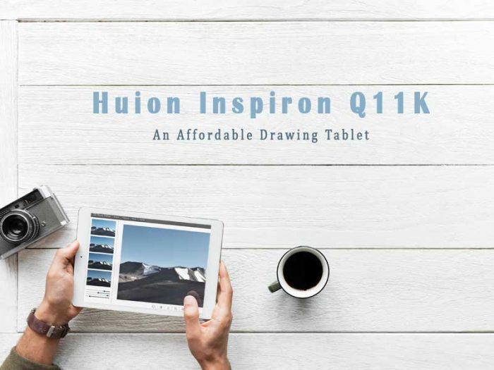 Huion Inspiroy Q11K Review - An Wireless Tablet | Drawing Advisor