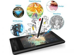 XP-PEN Artist12 11.6 Inch In depth Portable Tablet