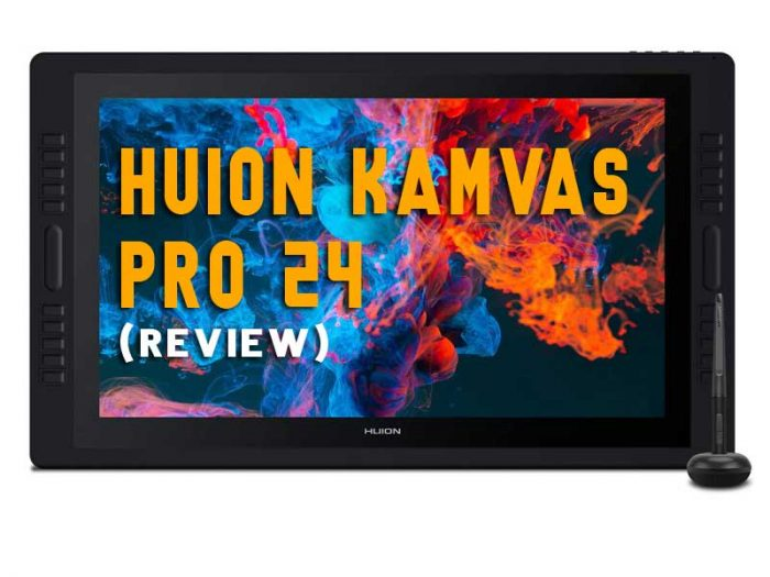 Huion Kamvas Pro 24 Review With Advanced Buying Guide